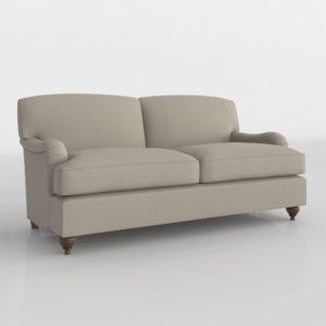 Sofá 3D Baker Furniture Inglés