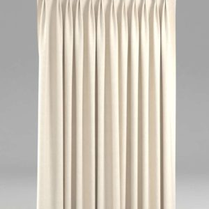 Palmer Linen Window Panel
