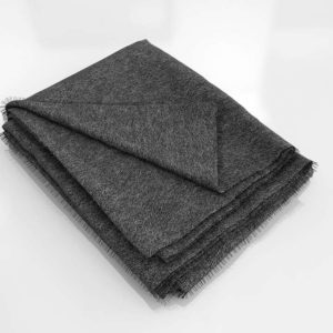 Mohair Throw Textile