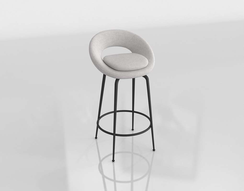Excellent Orb Counter Taburete 3D Westelm Glancing Eye Gmtry Best Dining Table And Chair Ideas Images Gmtryco