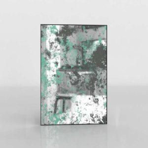 Mirror Large Mint Anthropologie