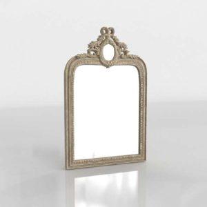 Louis Philippe Cartouche Mirror Frontgate Furiture