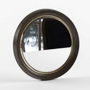 Brussels Round Mirror PotteryBarn