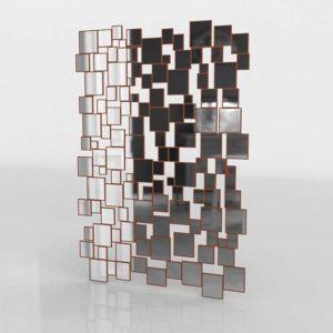Illyria Wall Mirror Bassettmirror