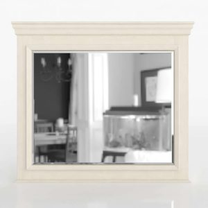 Alsace Rectangular Dresser Mirror
