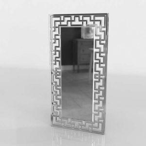 Santorini Leaner Mirror Zgallerie Furniture
