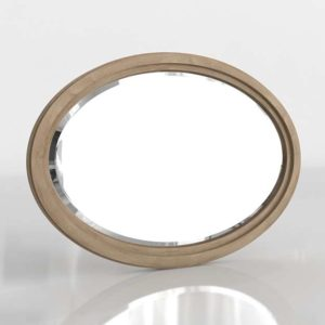 Colette Drift Wood Wall Mirror