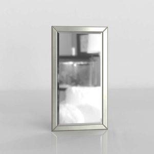 Bemelle Beaded Leaner Mirror Bassett Mirror