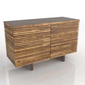 Paloma I Sideboard Crate&Barrel