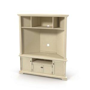 Mueble Consola 3D de Esquina Reston Media