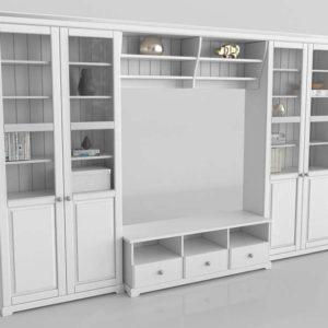 Mueble 3D TV IKEA Liatorp