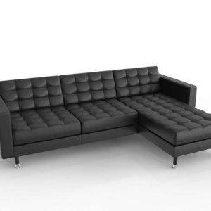 Sofá 3D Seccional IKEA Landskrona