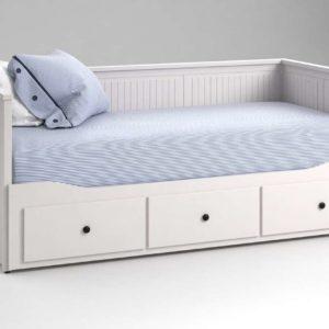 Sofá Cama 3D IKEA Hemnes