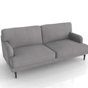 Sofá 3D IKEA Stocksund