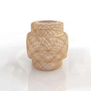Lámpara de Techo 3D IKEA Sinnerlig Bambú
