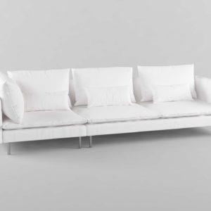 Sofá 3D IKEA Soderhman