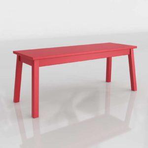 Banco 3D IKEA Sigurd