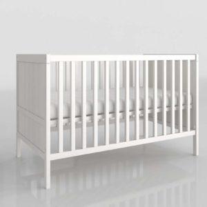 Cuna 3D IKEA Sundvik