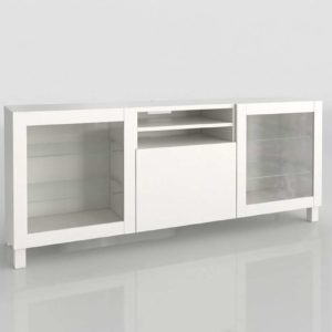 Besta TV Uni With Drawers Ikea
