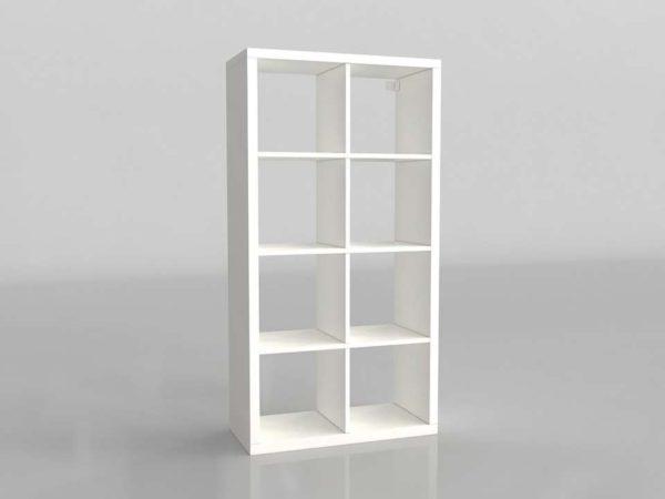 Estantería 3D IKEA Flyesta