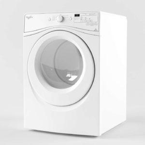 Electric Dryer Whirlpool