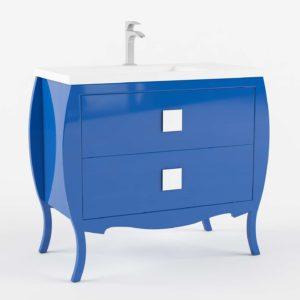 Modelo 3D Mueble de Baño Casablanca