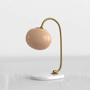 Pearl Led Table Lamp Anthropologie