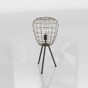Modelo 3D Lámpara Faraday
