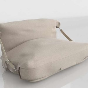 Adjustable Bean Bag Chair