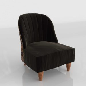 Baker Chair Interior Lounge Room