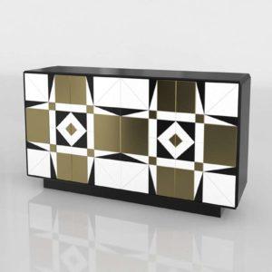 Sideboard by Guadarte Mueble de España