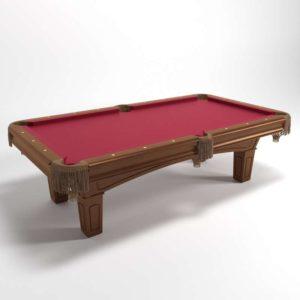 Beringer Sierra 8-Foot Pool Table Wayfair
