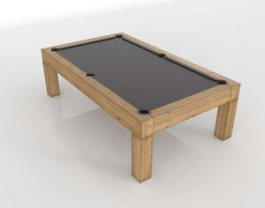 Brunswick Parsons Billiard Table RH Decor