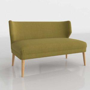 Desdemona Mid Centure Chaise Overstock Furniture