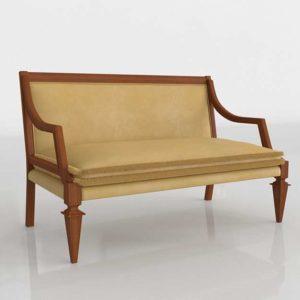 Vintage Settee Furniture