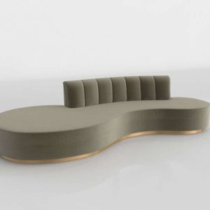Layla Settees&Chaises Interior Design