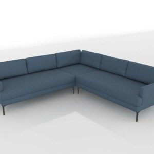 Andes L-Shaped Sectional WestElm