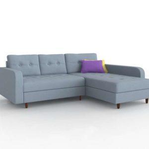 Empire Right Sectional Sofa The Smart Sofa