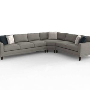 Townsend Sectional Sofa Rowe Furniture