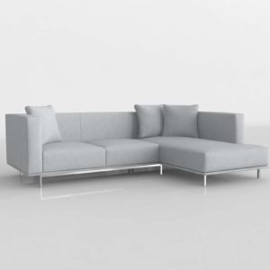 Bilsby Sectional With Chaise DWR