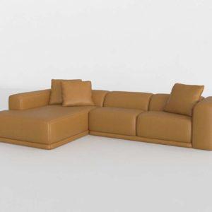 Kelson Chaise Sofa DWR