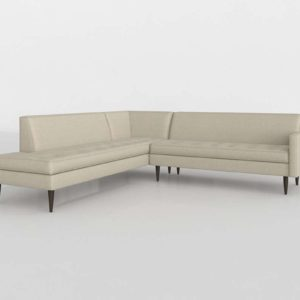 Three Sectional With Sofa R&B