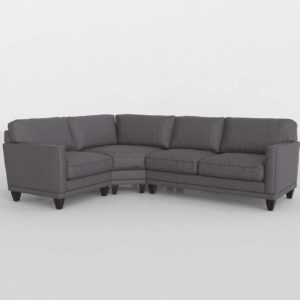 Oslo 3 Piece Sectional With Wedge