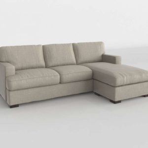 Townsend Sofa Reversible Storage Chaise Sectional Pottery Barn