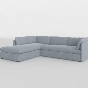 Shelter Set Terminal Chaise Westelm
