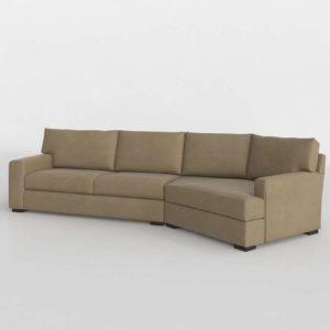 Axis Sofa CrateAndBarrel
