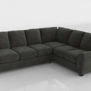 Sectional Modern Power Style Design