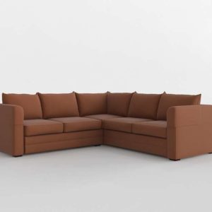 L Sectional Style Decor