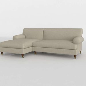 Two Piece Left Chaise Willoughby