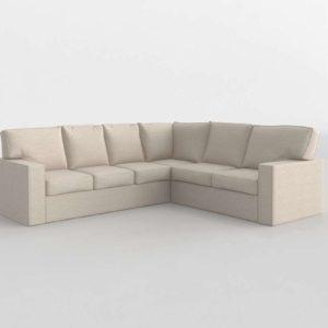 Monaco Sectional Rowe Furniture